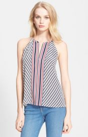 Joie and39Mahautand39 Print Silk Tank at Nordstrom
