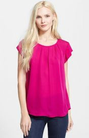Joie and39Tristabelleand39 Silk Top at Nordstrom