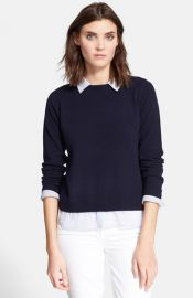 Joie and39Zhen Aand39 Wool andamp Cashmere Sweater at Nordstrom