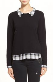 JoieZhen E Wool and Cashmere Sweater at Nordstrom