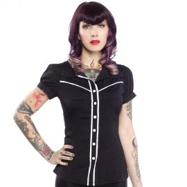 Jolene Top at Sourpuss