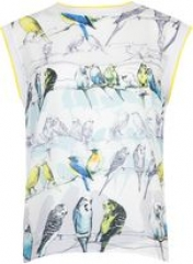 Joliae Canary Top at Ted Baker