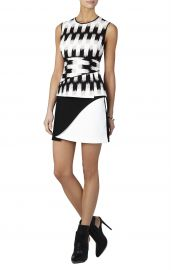 Jolyne Peplum Top at Bcbg