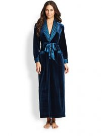 Jonquil - Velvet Robe at Saks Fifth Avenue