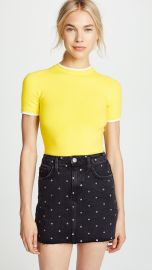 JoosTricot Short Sleeve Sweater at Shopbop