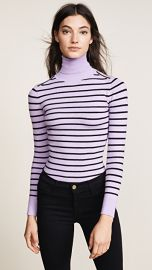JoosTricot Striped Turtleneck Sweater at Shopbop