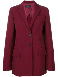 Joseph Classic Fitted Blazer at Farfetch