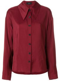 Joseph Pointed Collar Shirt at Farfetch
