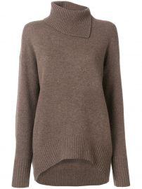 Joseph Roll Neck Sweater at Farfetch