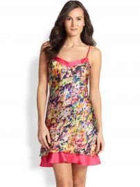 Josie Natori Ari Chemise at Saks Fifth Avenue
