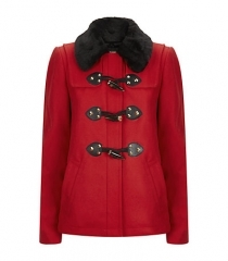 Juicy Couture Duffle Coat at Harrods