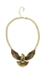 Jules Eagle Necklace at Boohoo
