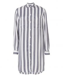 Julian Lisbon Stripe Dress at Intermix