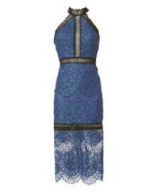 Julianna Lace Dress at Intermix