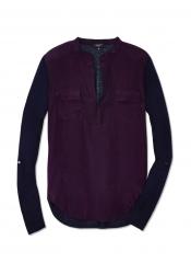 Julien shirt by Babaton at Aritzia