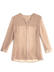 Juliette blouse by J Brand at Matches