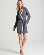 Juliettes robe in grey at Bloomingdales at Bloomingdales