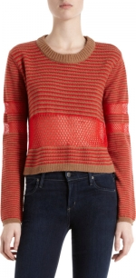 Juliettes sweater at Barneys New York at Barneys
