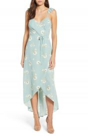 June  amp  Hudson Faux Wrap Dress at Nordstrom