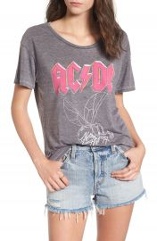 Junk Food AC DC 1985 World Tour Tee at Nordstrom