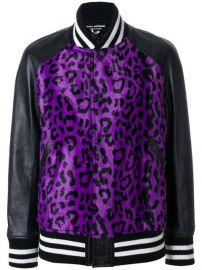 Junya Watanabe Leopard Print Bomber Jacket at Farfetch