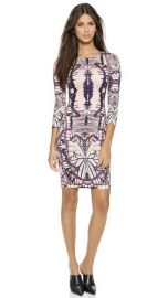 Just Cavalli Print Dress at Shopbop