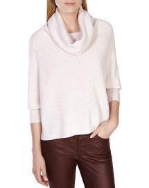 KAREN MILLEN Cowlneck Sweater at Bloomingdales