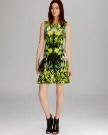KAREN MILLEN Dress - Photographic Jungle Print at Bloomingdales