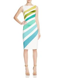 KAREN MILLEN Ombr  Striped Dress - 100  Bloomingdale  039 s Exclusive at Bloomingdales