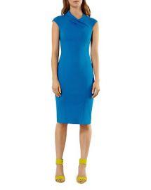 KAREN MILLEN Sheath Dress at Bloomingdales