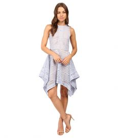 KEEPSAKE THE LABEL Sweet Nothing Dress Pastel Blue at Zappos