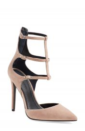 KENDALL   KYLIE  Alisha  Tiered Ankle Strap Pump  Women at Nordstrom