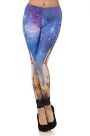 KToo space ship leggings at eBay