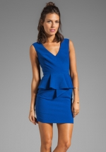 Kaelie dress by Black Halo at Revolve at Revolve