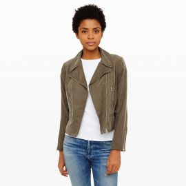 Kapri Moto Jacket at Club Monaco