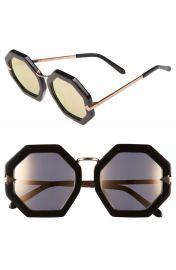 Karen Walker  Moon Disco  53mm Sunglasses at Nordstrom