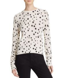 Kate Moss For Equipment Ryder Star Print Cashmere Sweater at Bloomingdales