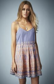 Kate Moss for Topshop Paisley Print Sundress at Nordstrom