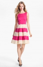 Kate Spade Celina dress in pink at Nordstrom at Nordstrom