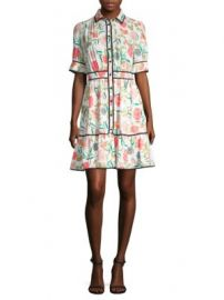 Kate Spade New York - Blossom Shirt Dress at Saks Fifth Avenue