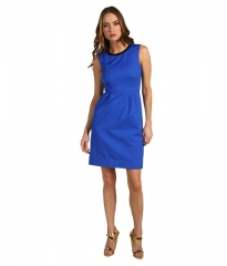 Kate Spade New York Arie Dress Royal BlueBlack at 6pm
