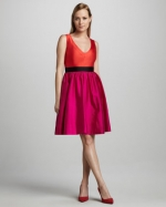 Kate Spade Normandy dress at Neiman Marcus at Neiman Marcus
