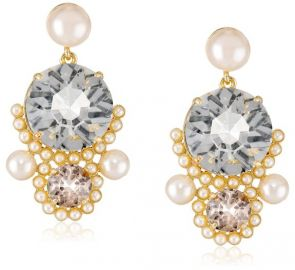 Kate Spade Palace Gems Earrings at Amazon