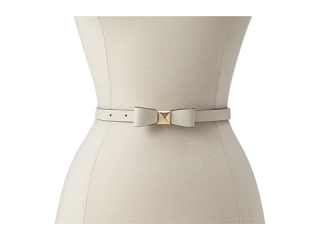 Kate Spade Pyramid Bow Belt at Zappos