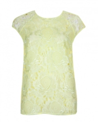 Keelio Lace Top at Ted Baker