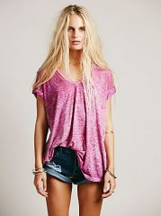 Keep Me Tee at Free People