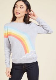 Keep Under Color Sweater by Sugarhill Boutique at ModCloth