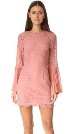 Keepsake Be The One Long Sleeve Mini Dress at Shopbop