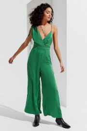 Keepsake Ive Got You Asymmetrical Jumpsuit at Urban Outfitters