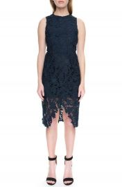 Keepsake the Label  Say My Name  Lace Sheath Dress at Nordstrom